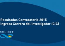 Nuevos/as Investigadores/as CONICET en el Equipo!!